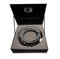 XTZ Star Quad NLP 2x2,5mm luidsprekerkabel.
