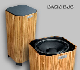 WLM Loudspeakers Basic Duo