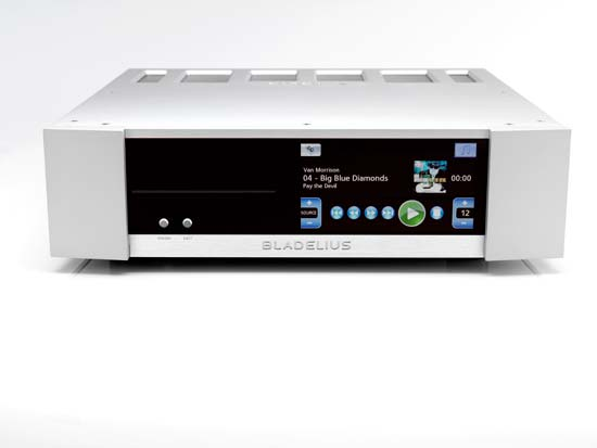 Embla  Completely silent playback system