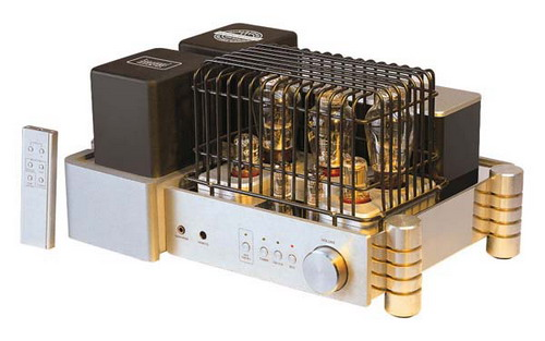 MS-300B Integrated Tube Amplifier